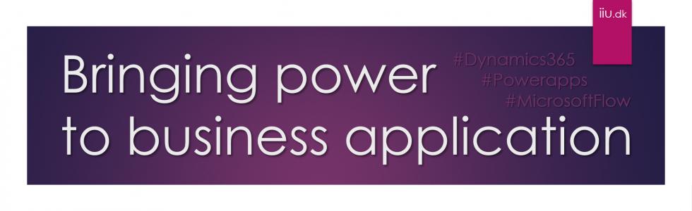 #Powerapps #Microsoftflow #Dynamics365